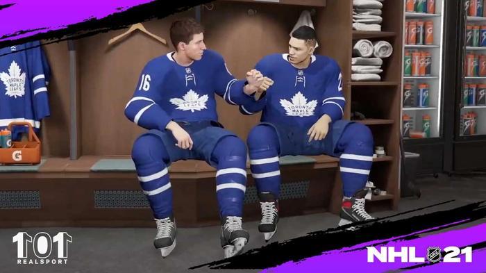 NHL 21 Be A Pro