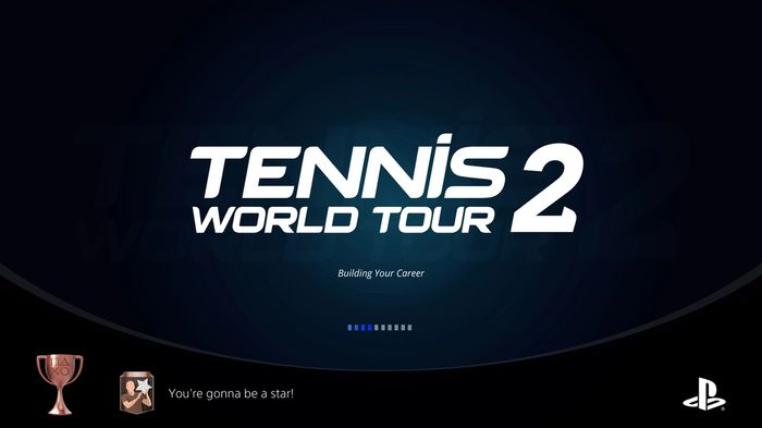 tennis world tour ps5 loading time