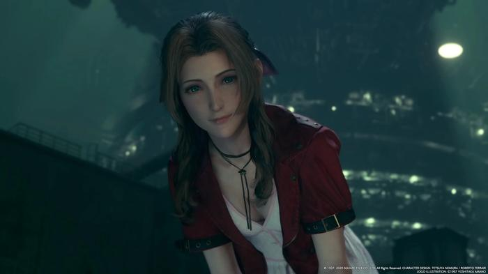 Final Fantasy 7 Remake Aerith