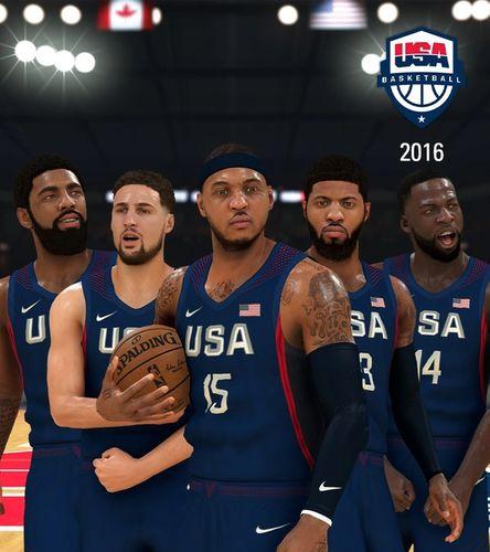 US Men 2016