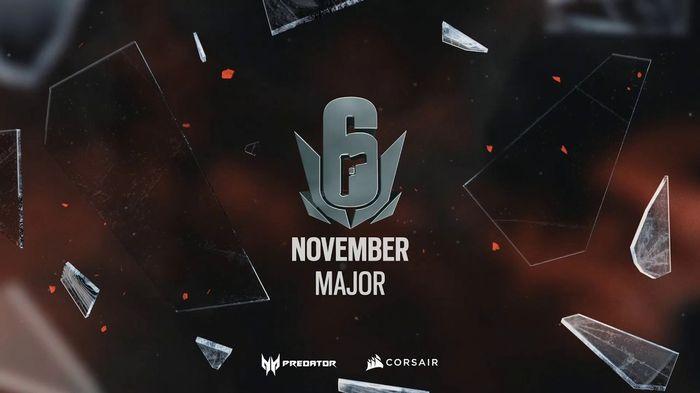 Rainbow Six Siege Dead November Major