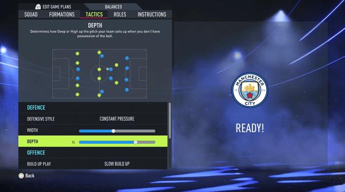 fifa 22 defence tactics