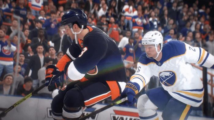 NHL 22 screenshot trailer