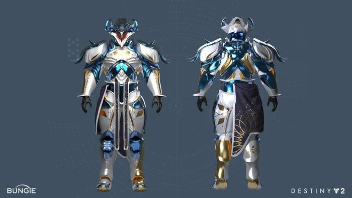 Destiny 2 the dawning 2020 armor set