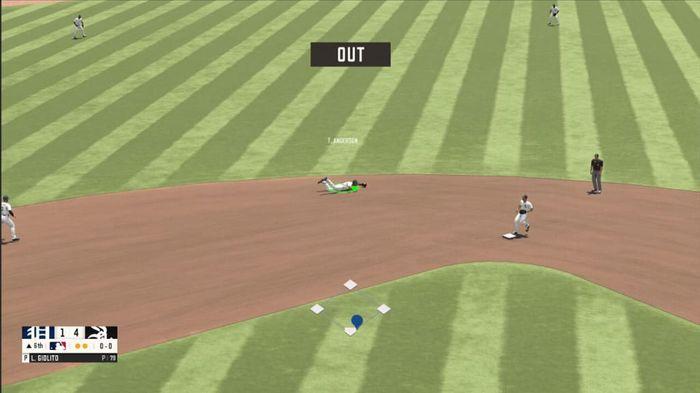 RBI Baseball 21 screenshot