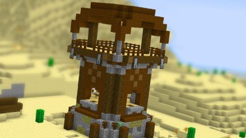 minecraft pillager tower seed number 3 best seeds
