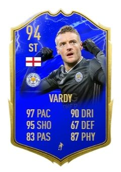 vardy FIFA 20 TOTS