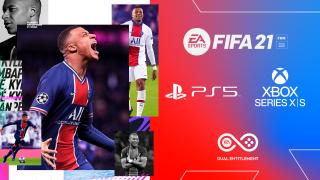 FIFA 21 PS5 Xbox series S X Next Gen