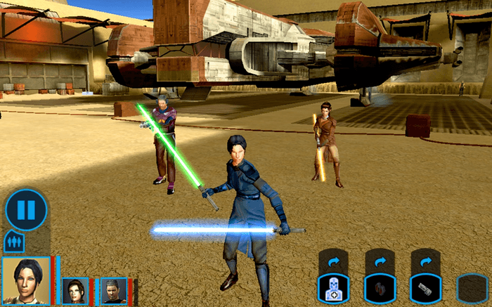 Star Wars Knights of the Old Republic KOTOR SWTOR