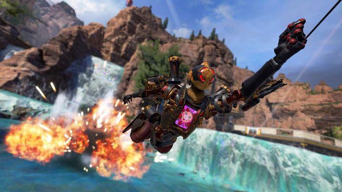 Apex Legends War Games Event LTMs Pathfinder Skin