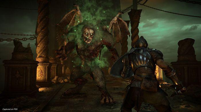 Demon s Souls ManEater 0