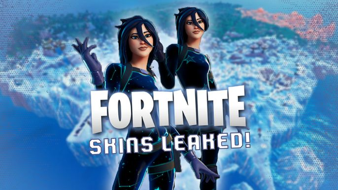 Leaked Christmas Skins 2021 Fortnite All Leaked Christmas Skins