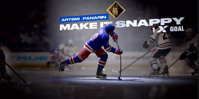An image of Artemi Panarin in NHL 22