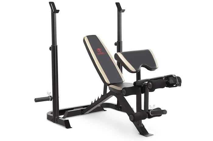 Best weight bench, squat rack, and attachments
