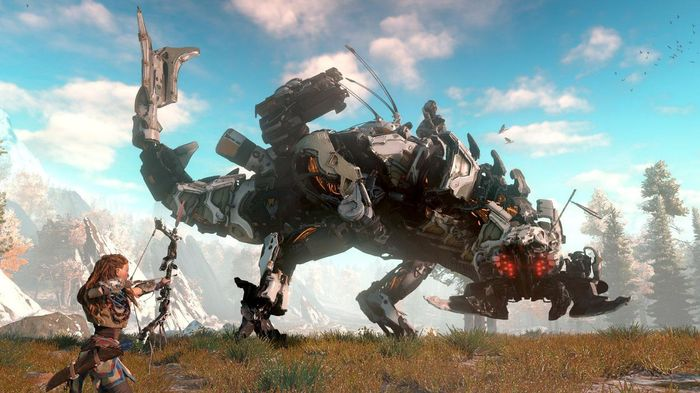 PS Plus April 2021 Release Date Play At Home Horizon Zero Dawn
