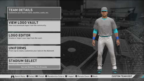 mlb show 20 relocation franchise