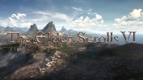 elder scrolls VI PS5