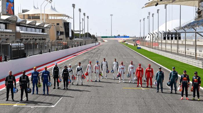 F1 2021 drivers teams