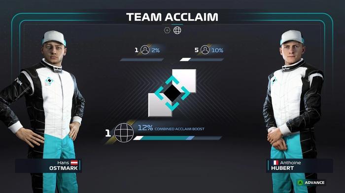 F1 2020 Acclaim