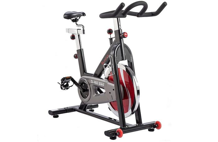 Best exercise bike under 500 Sunny health and fitness