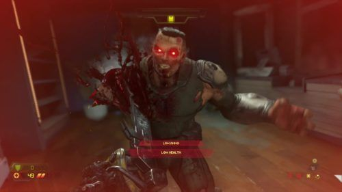 Doom eternal review chainsaw