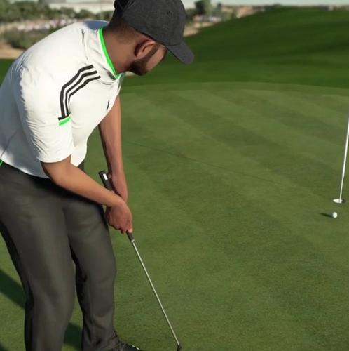 PGA Tour 2K21 MyPlayer codechaos 1
