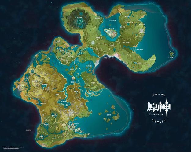 Genshin Impact Map Strategy Guide