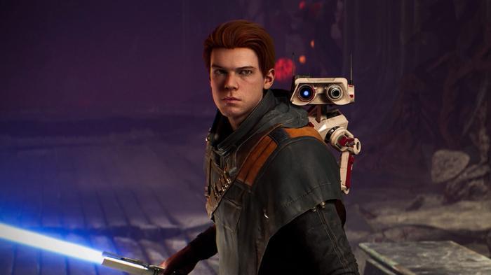 Jedi Fallen Order PS5 Cal Kestis