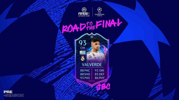 Federico Valverde RTTF 1