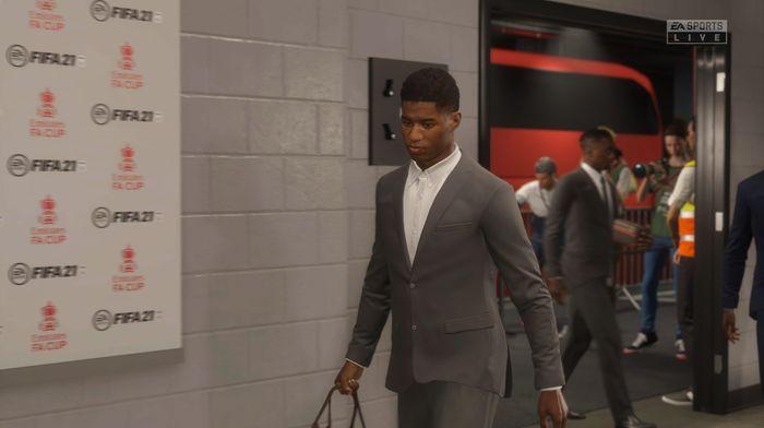 FIFA 21 next gen bus career mode