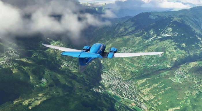 flight simulaotr tailored experience 1