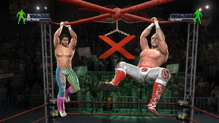 WWE 2K22 AEW Console Game competition Yuke's THQ 2K Games Visual Concepts