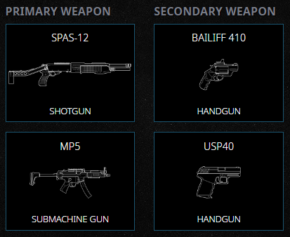 Oryx weapons r6