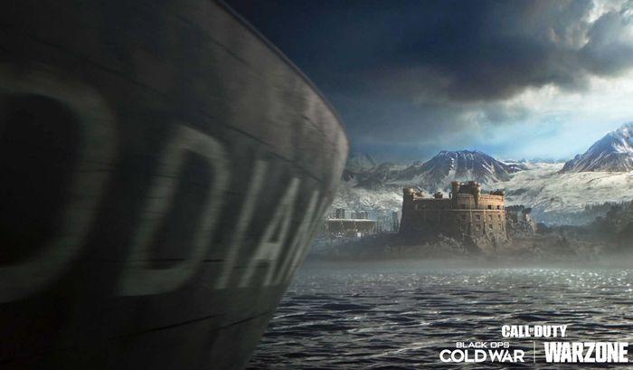 Warzone Outbreak Event Black Ops Cold War Season Two Soviet Ship Prison Port