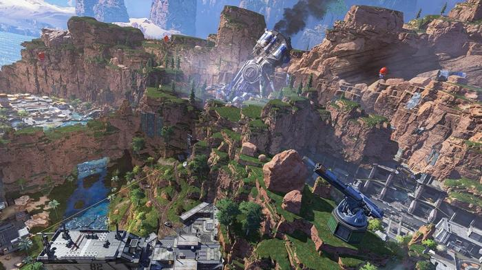 Apex Legends Season 8 Kings canyon