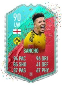 Sancho FUT Birthday