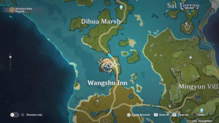 Genshin Impact wangshun inn