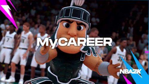 NBA 2K21 MyCAREER Trailer NCAA college basketball 1