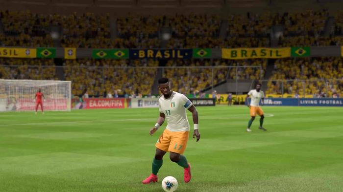 FIFA 20 Match Day Live In Menus min 1