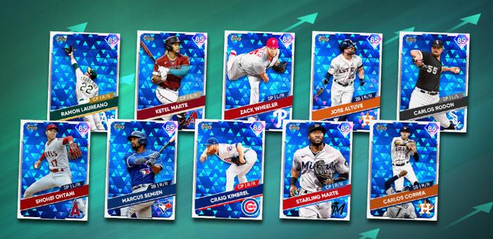 MLB The Show 21 Roster Update June 25 new Diamonds