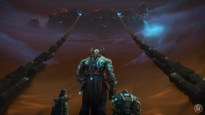 WoW Shadowlands 9.1 Chains of Domination Update Jailer Zone Sanctum of Domination