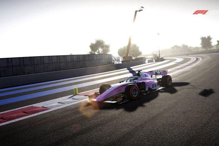F1 2019 Hubert F2