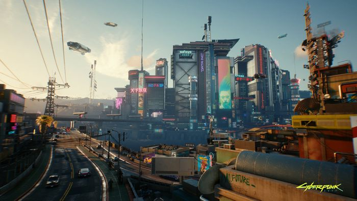 Cyberpunk 2077 Update 1.06 file size download patch notes