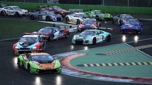 Assetto Corsa Competizione Trailer Monza
