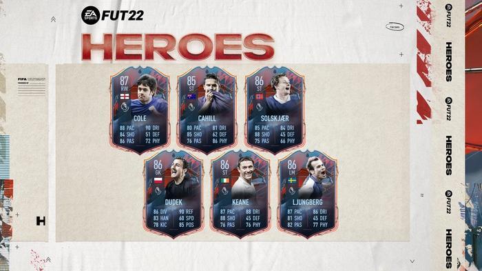fut 22 heroes premier league