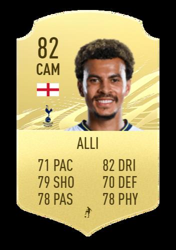 FIFA 22 Dele Alli