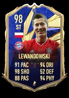 LETHAL! Lewandowski doesn't miss