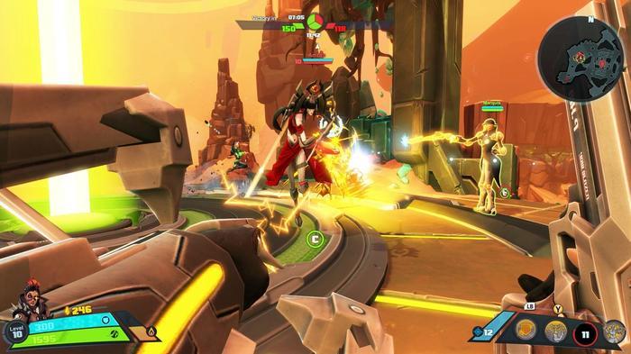 Battleborn In-Game Key Art 1