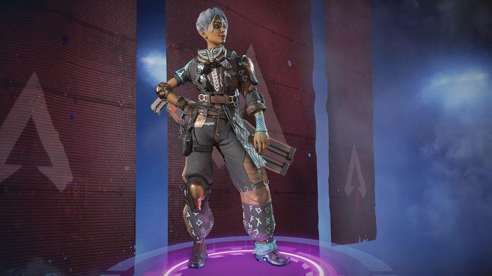 Apex Legends War Games Cytokinetic Rampart skin