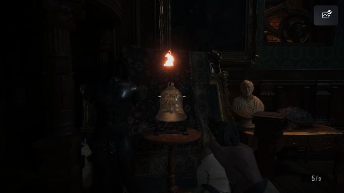 Five bells chamber puzzle solution resident evil village